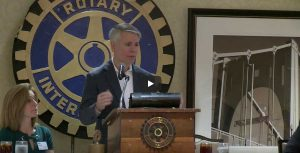 CEO Nicholas Deiuliis Speaks at the Rotary Club